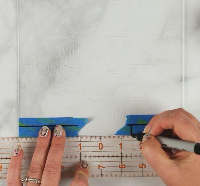 acrylic engraving