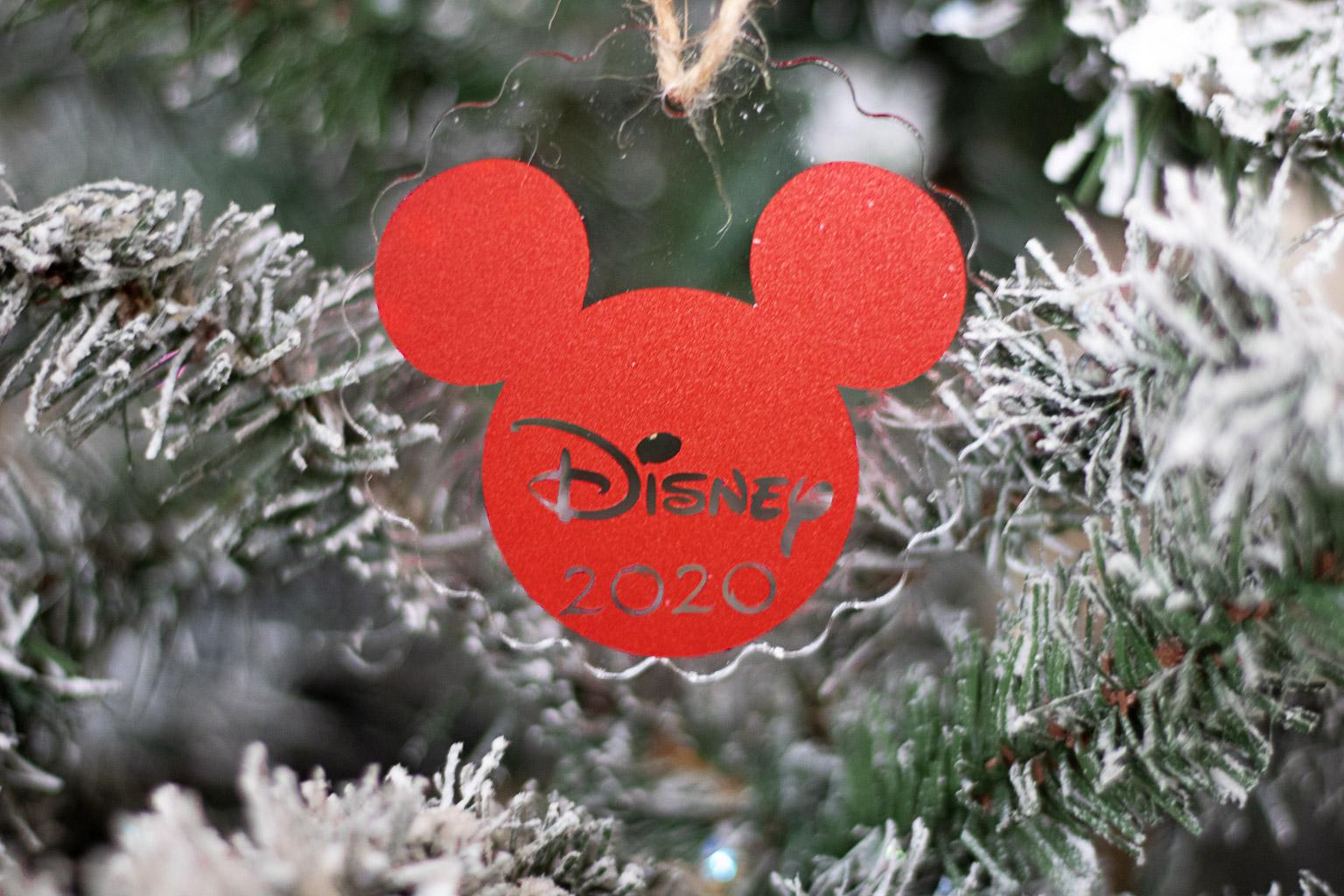 christmas vacation ornaments