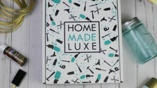 Home Made Luxe Craft Boxes