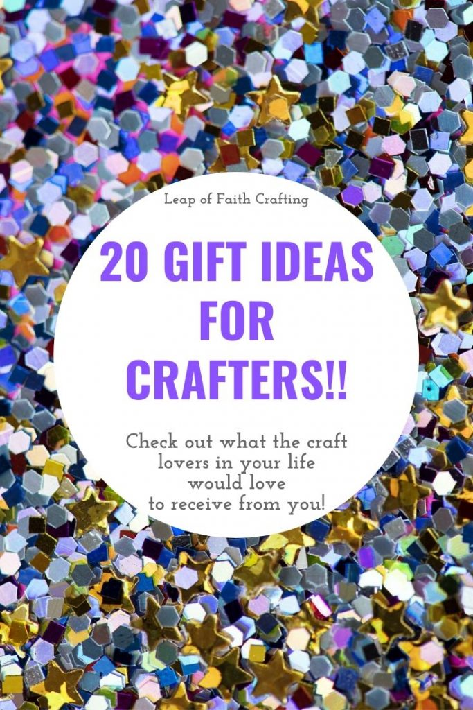 what gifts to give a crafter