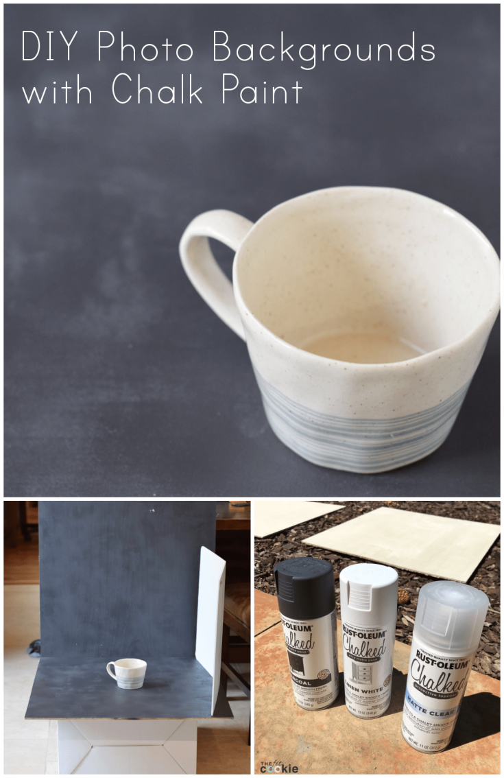 DIY Photo Backgrounds with Chalk Paint