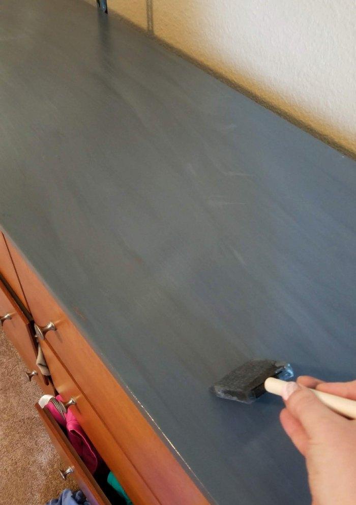 grey gel stain