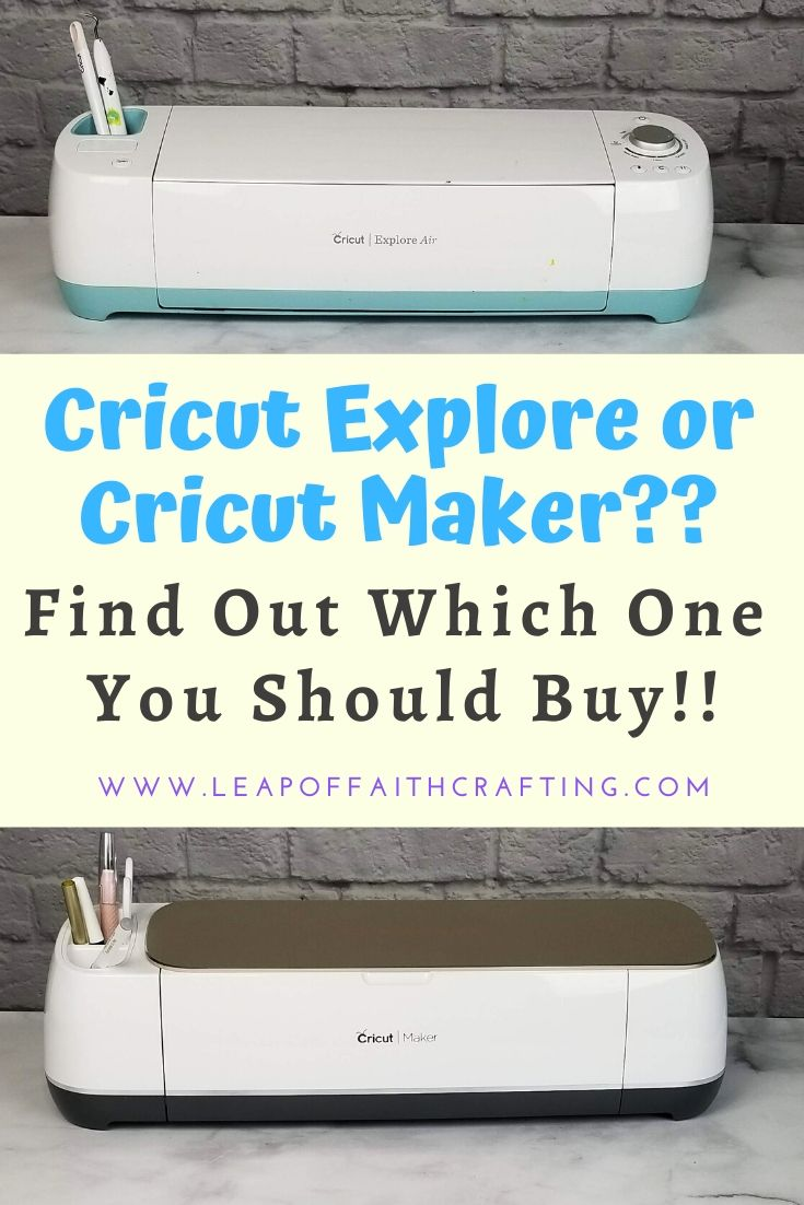 which cricut to buy pin