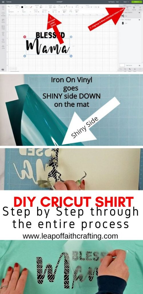 cricut shirt maker diy pinterest
