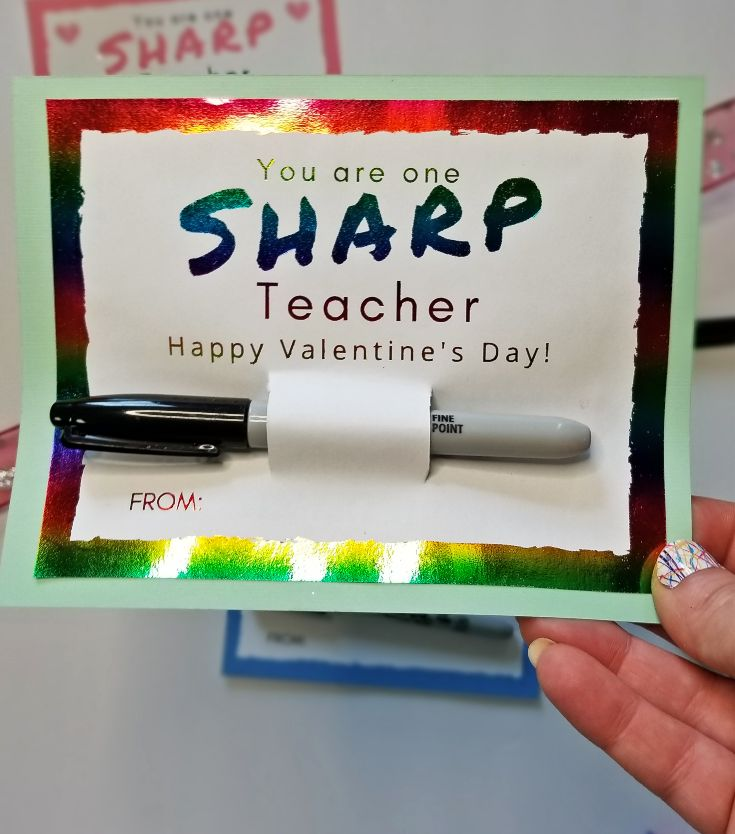 male teacher gifts valentines