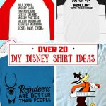 personalized disney shirts pinterest