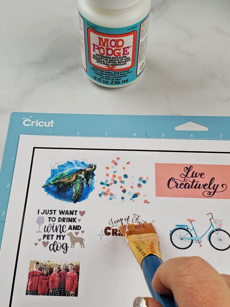 cricut print and cut tutorial