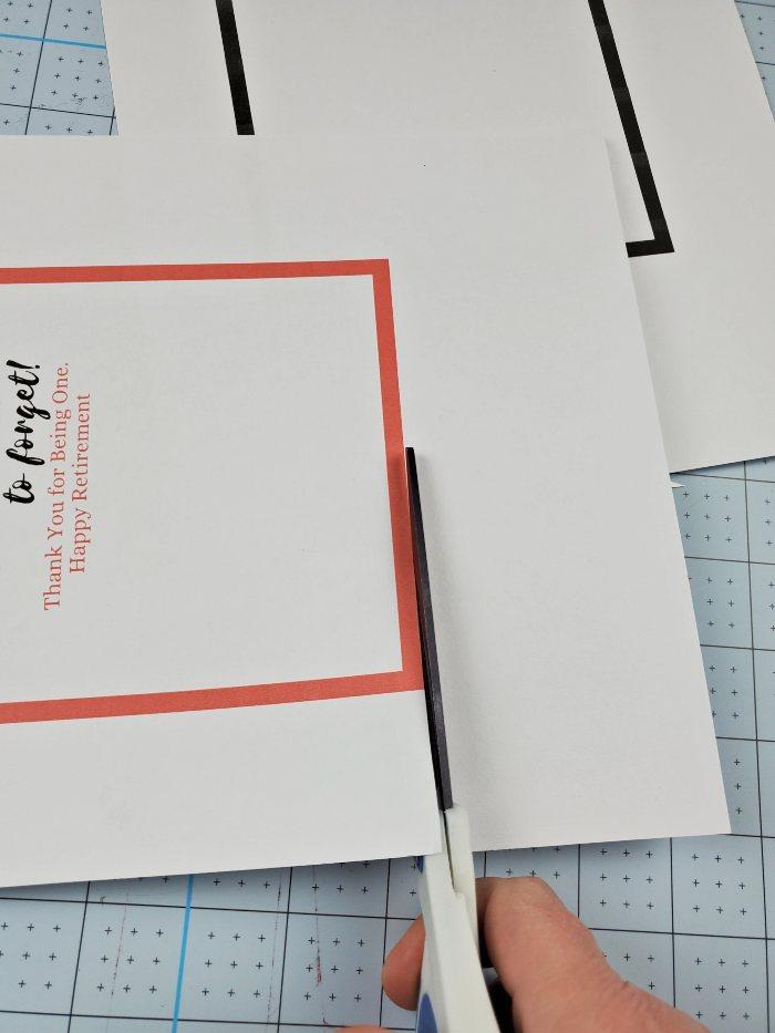 gift card printable card