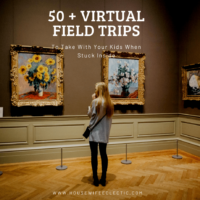 50+ Virtual Field Trips To Take With Your Kids