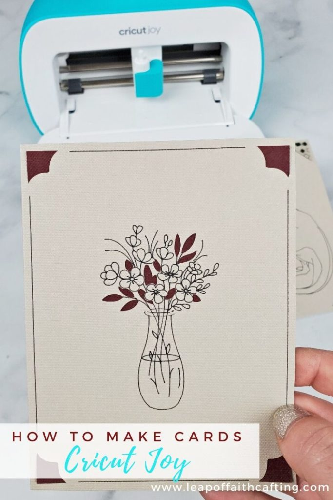 cricut joy cards pinterest