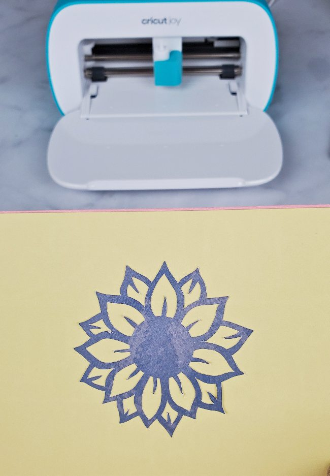 cricut joy how to make stickers