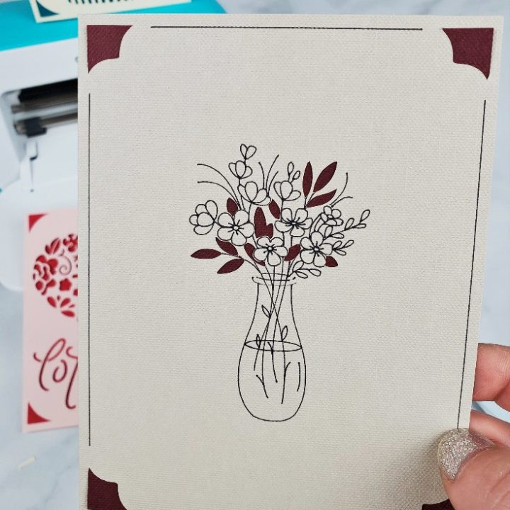 How to Make Cards with the Cricut Joy
