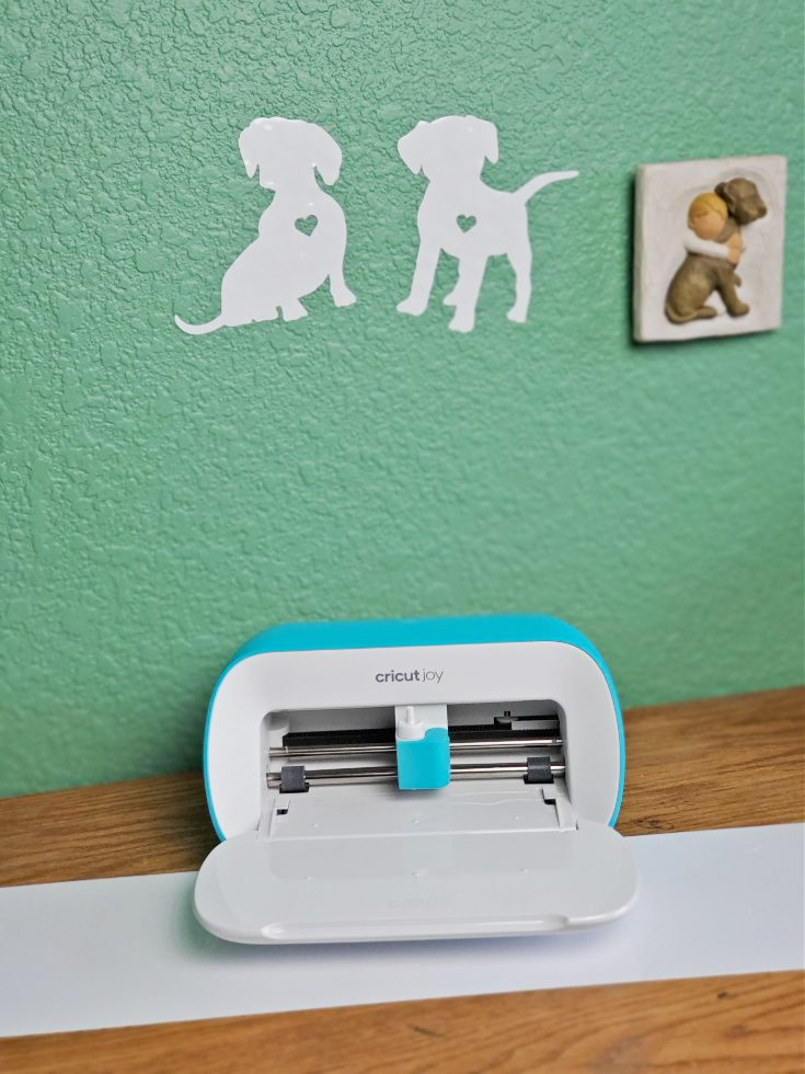 cricut joy wall decals