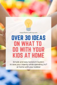 what to do with kids