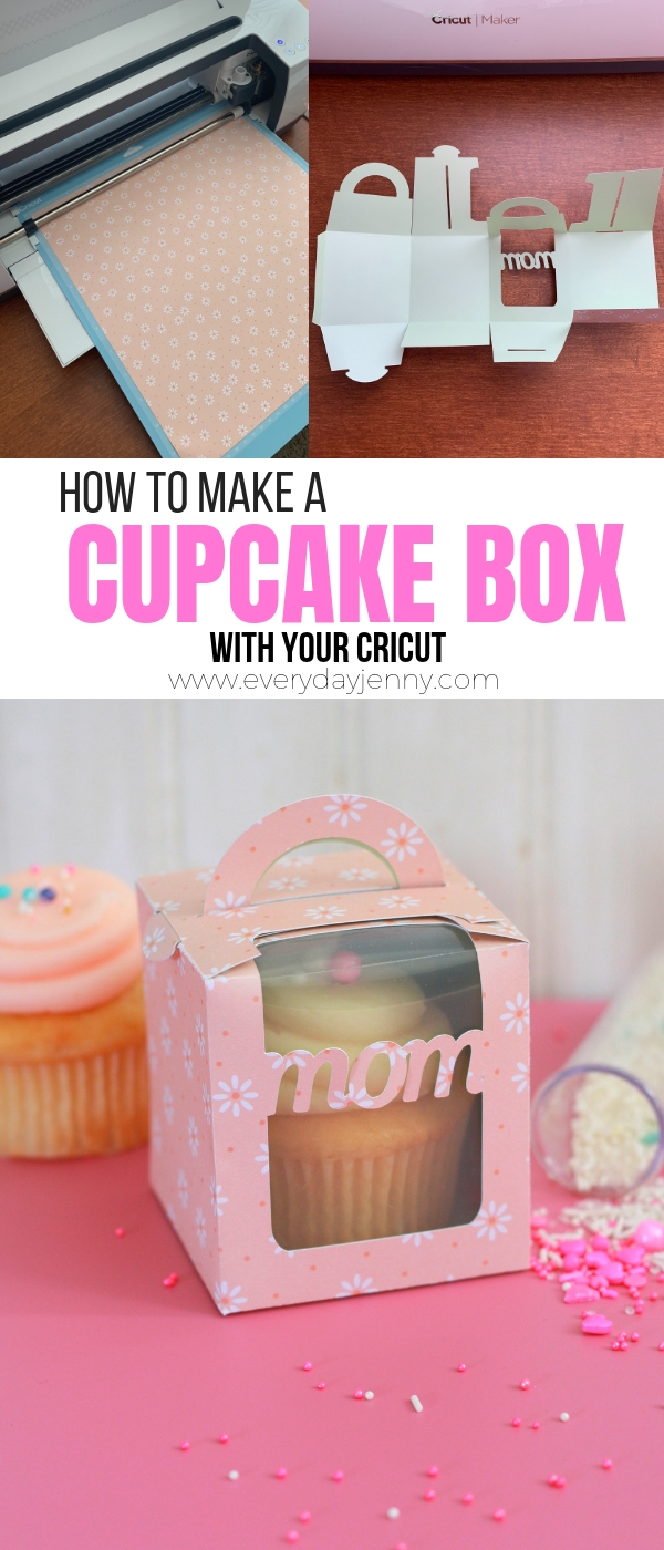 DIY GIFT BOX FOR MOTHER'S DAY
