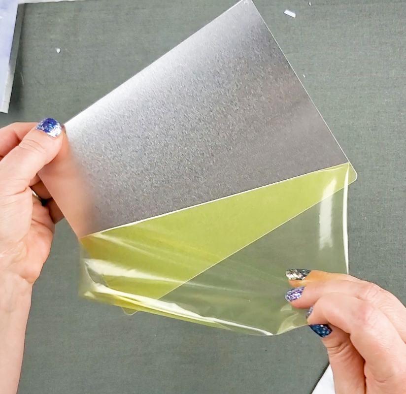 aluminum sheet peel