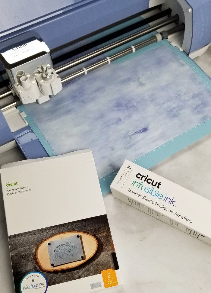 cutting infusible ink cricut explore air