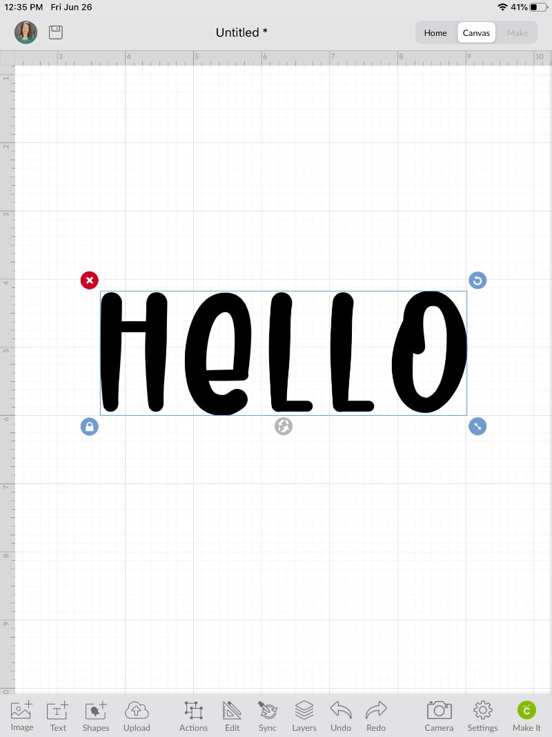 how to add fonts to cricut design space on ipad