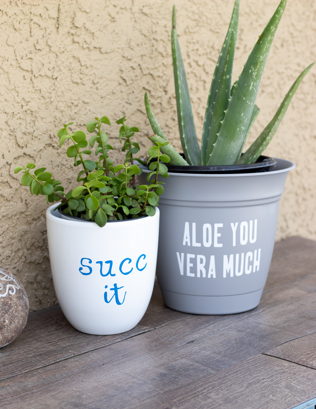 cricut garden ideas