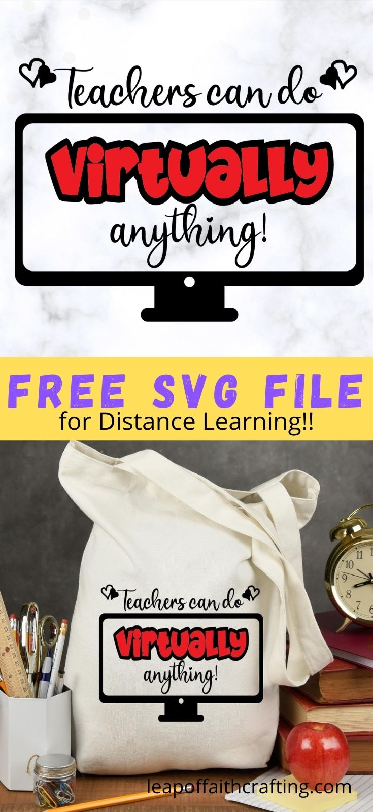 distance learning svg pinterst