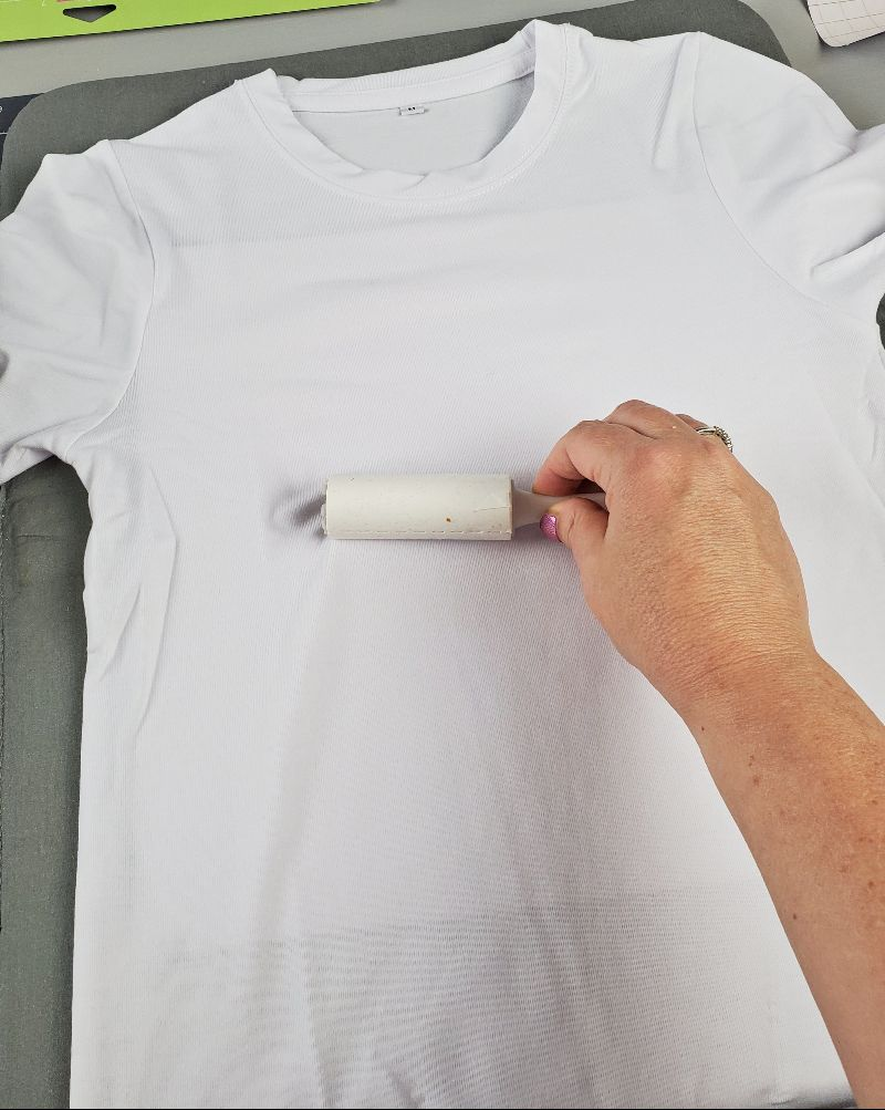 infusible ink shirt