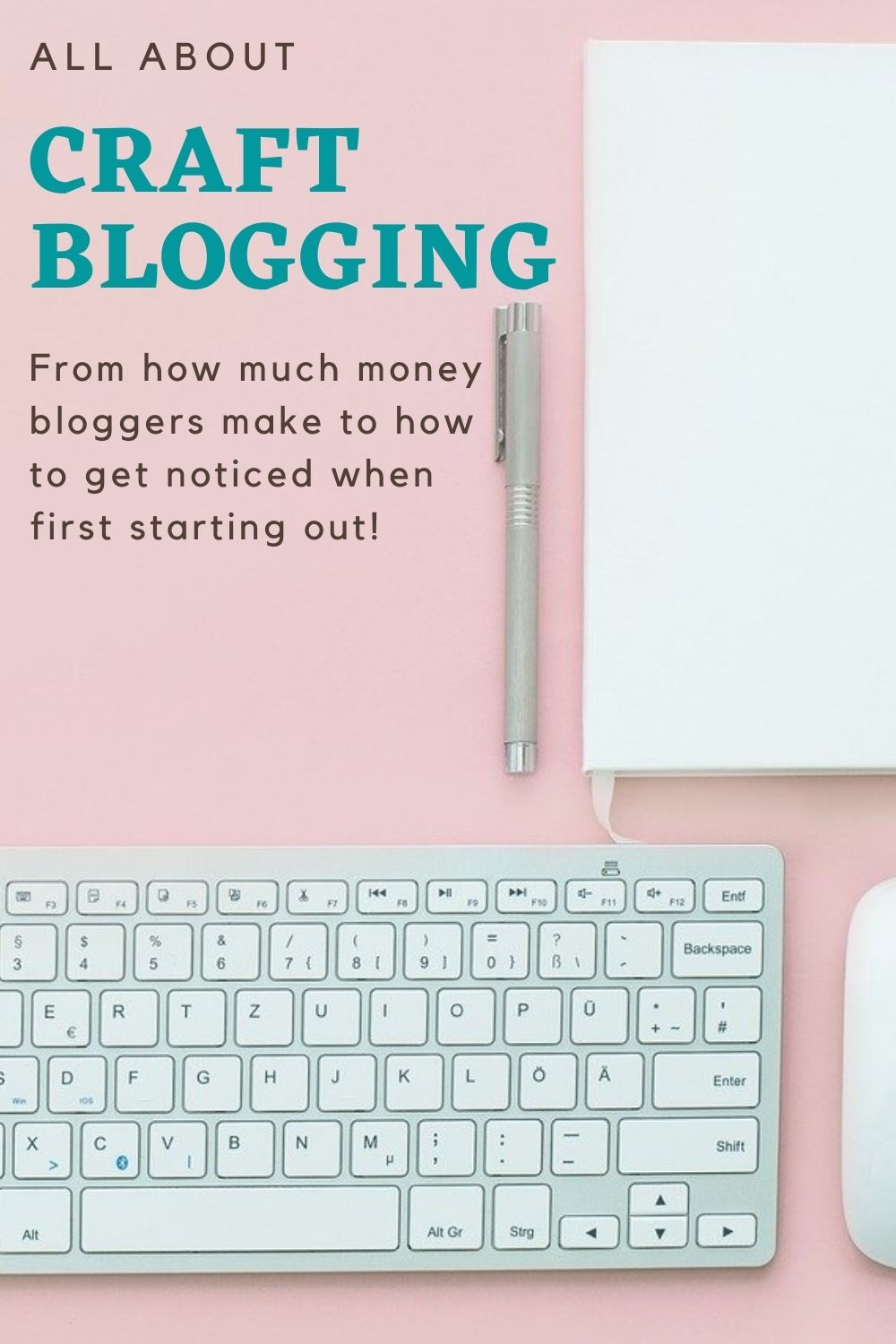 craft blogging