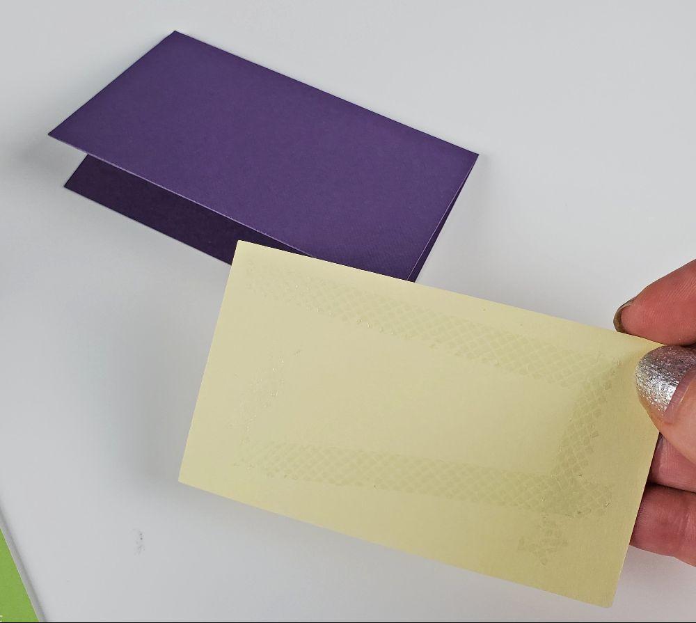 cricut card diy