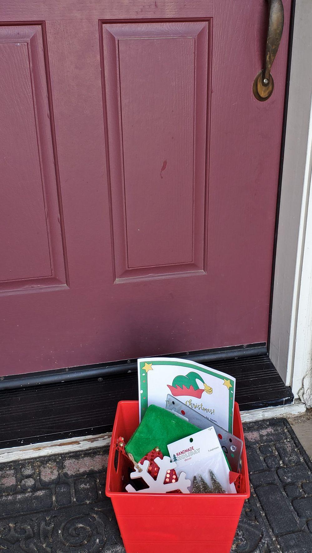elfing your neighbors