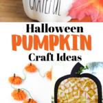 pumpkin crafts pinterest complete
