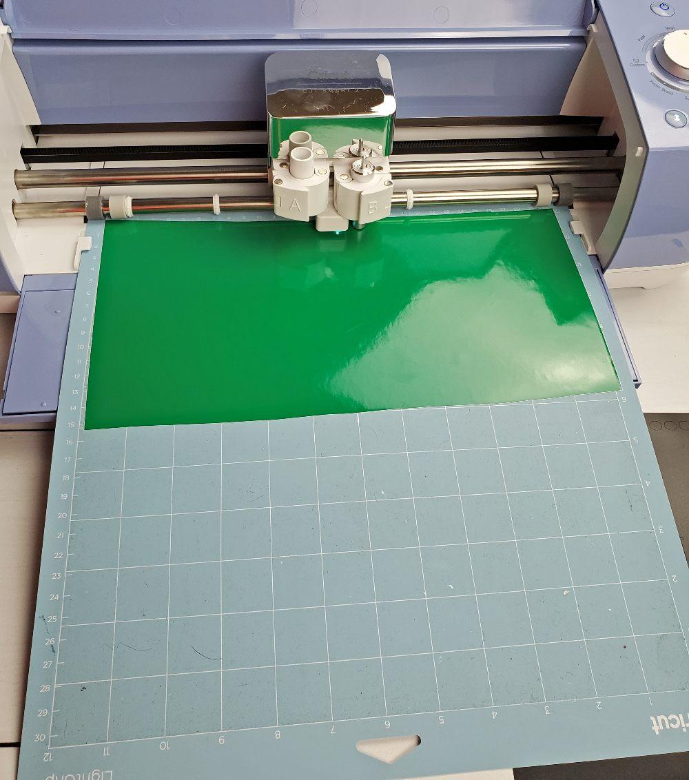 vinyl for cutting board