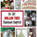 diy dollar tree crafts christmas pinterest