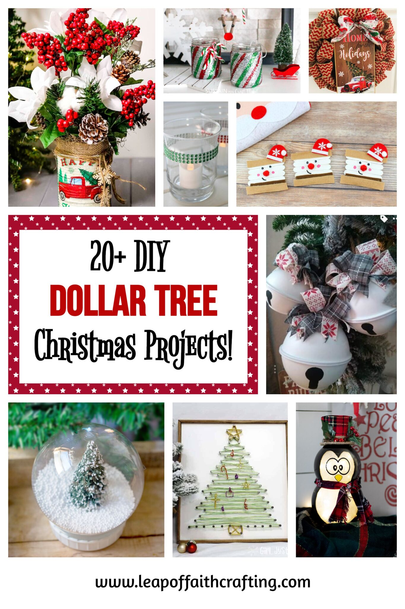 diy dollar tree crafts christmas pinterest