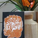 harvest blessing sign