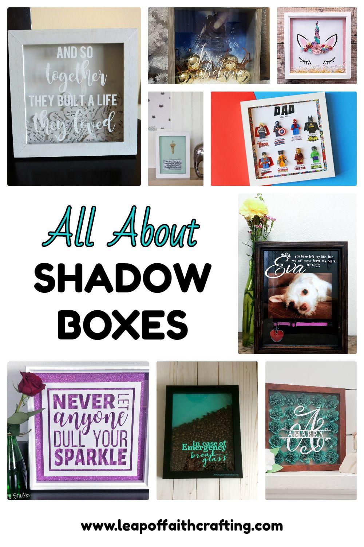 ideas for a shadow box pin