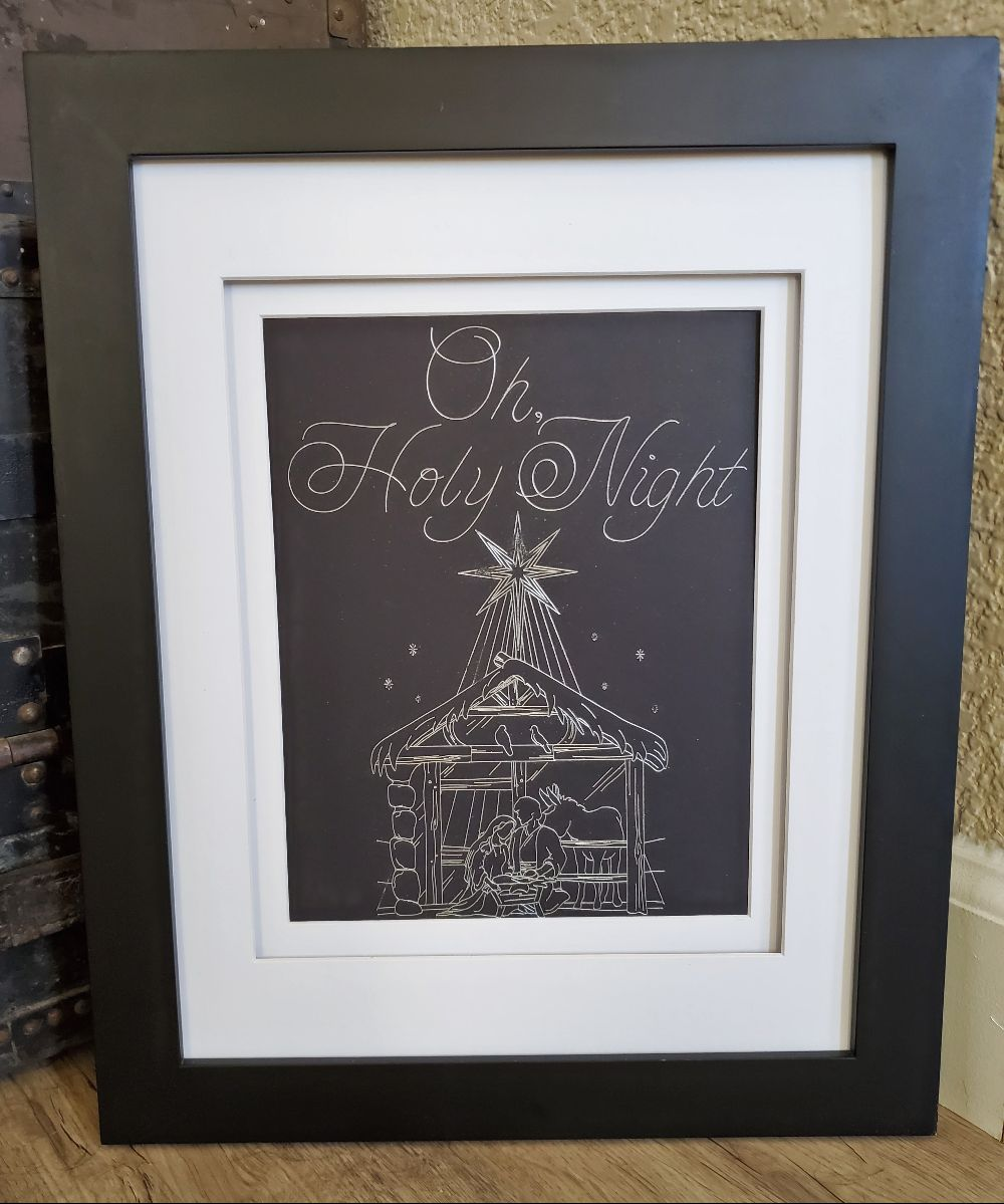 christian christmas decorations