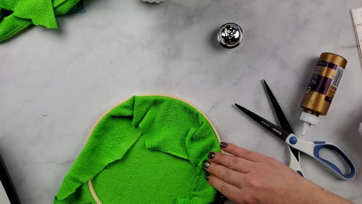 grinch embroidery crafts