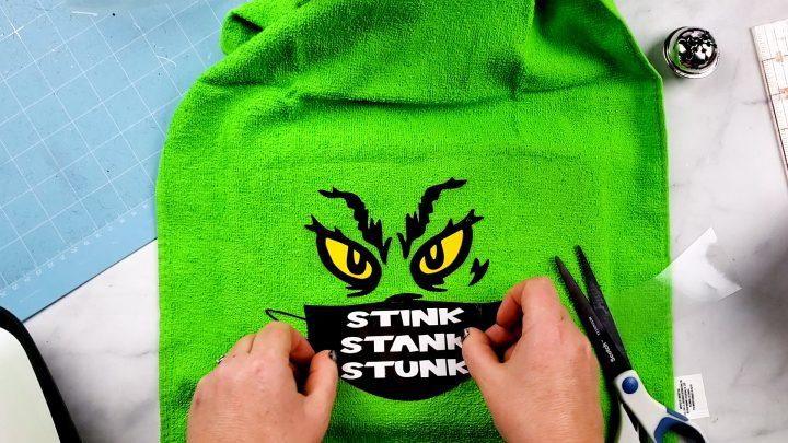 grinch stink stank stunk