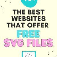 best websites for free svgs