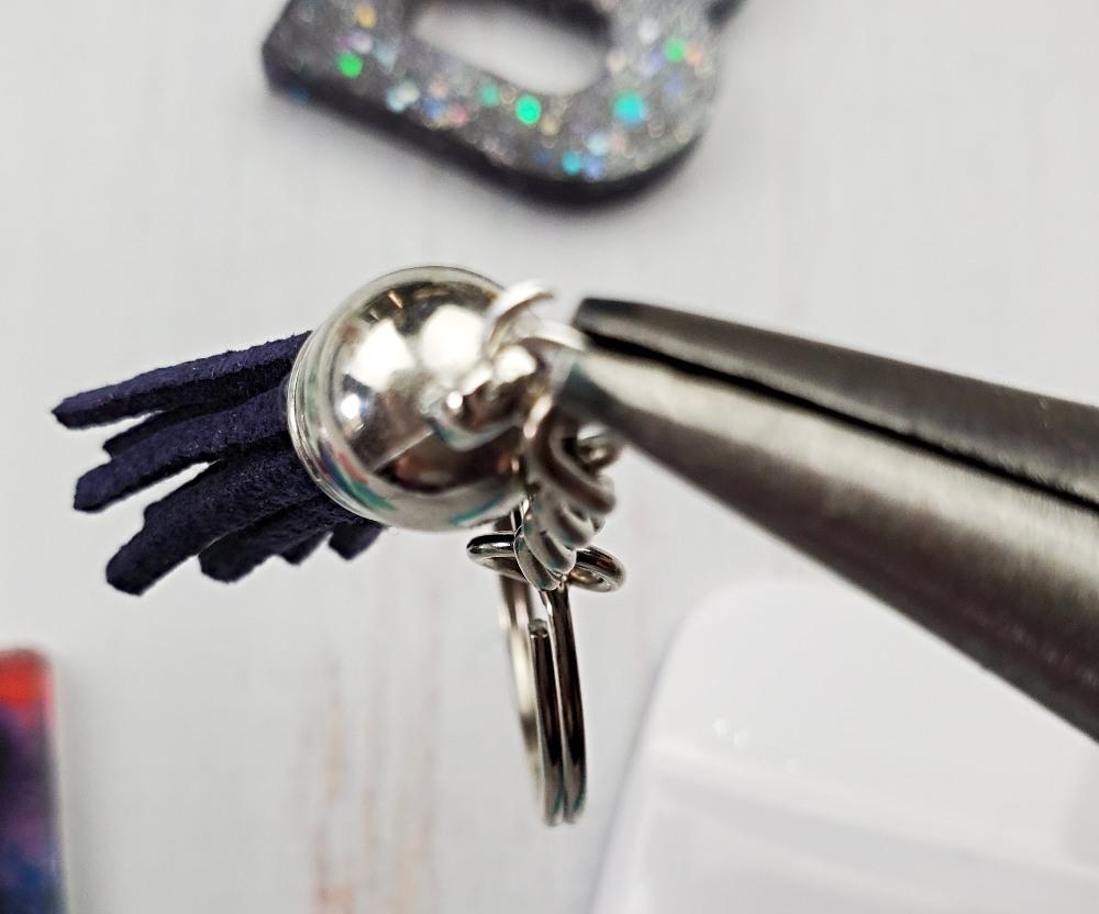 adding keychain