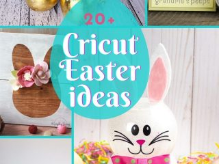 cricut easter ideas