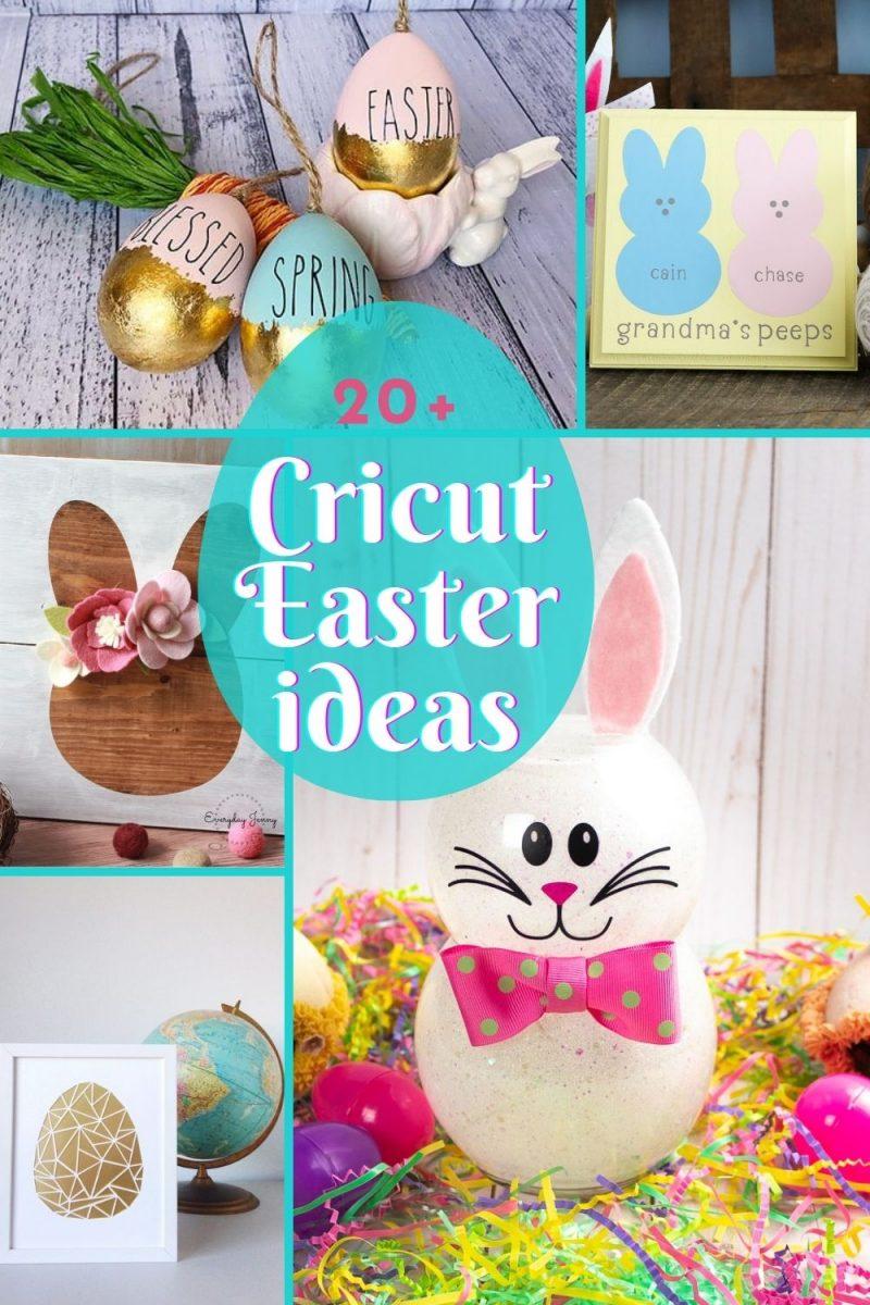 cricut easter ideas