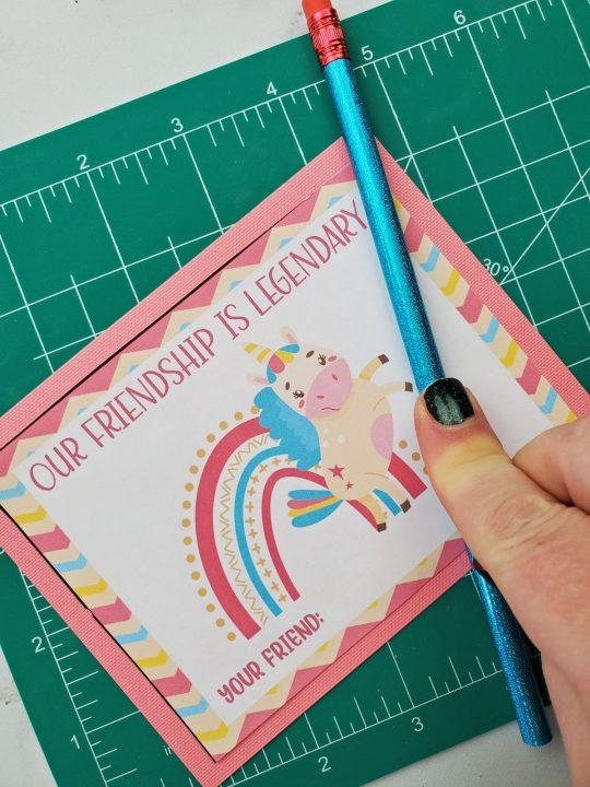 free valentine printable card