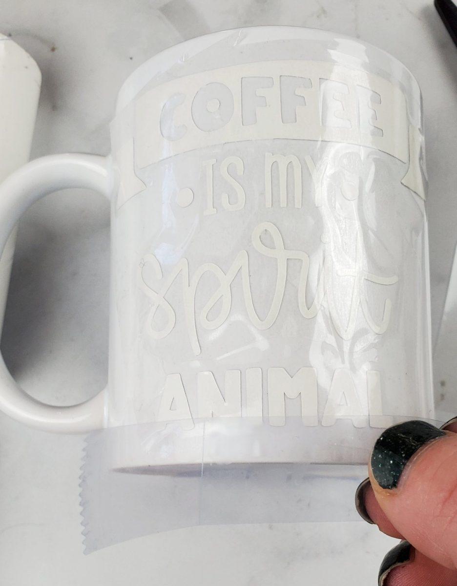 cricket mug press tutorial