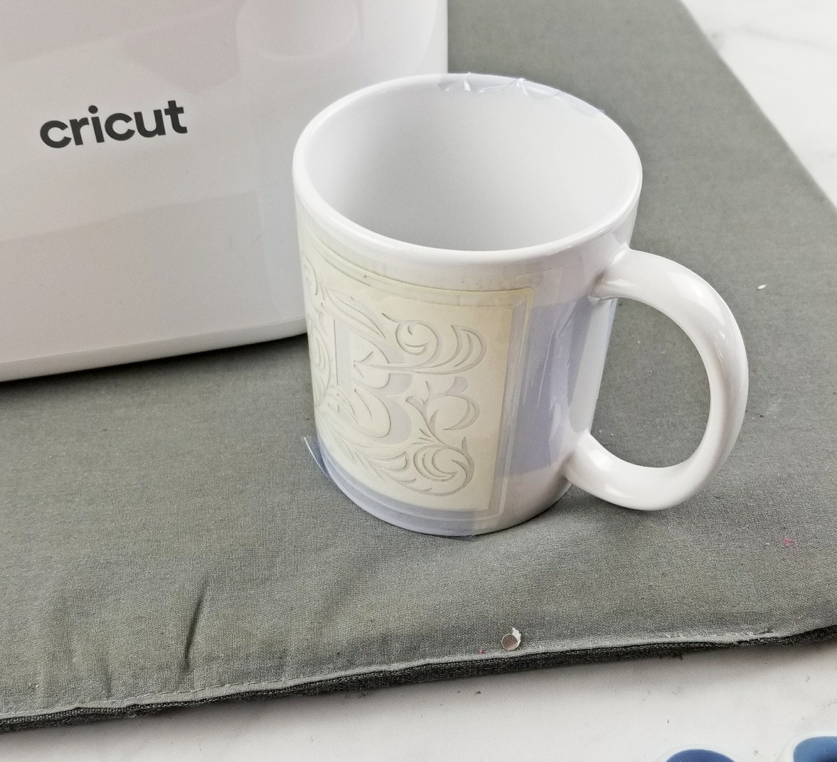 cricket mug press