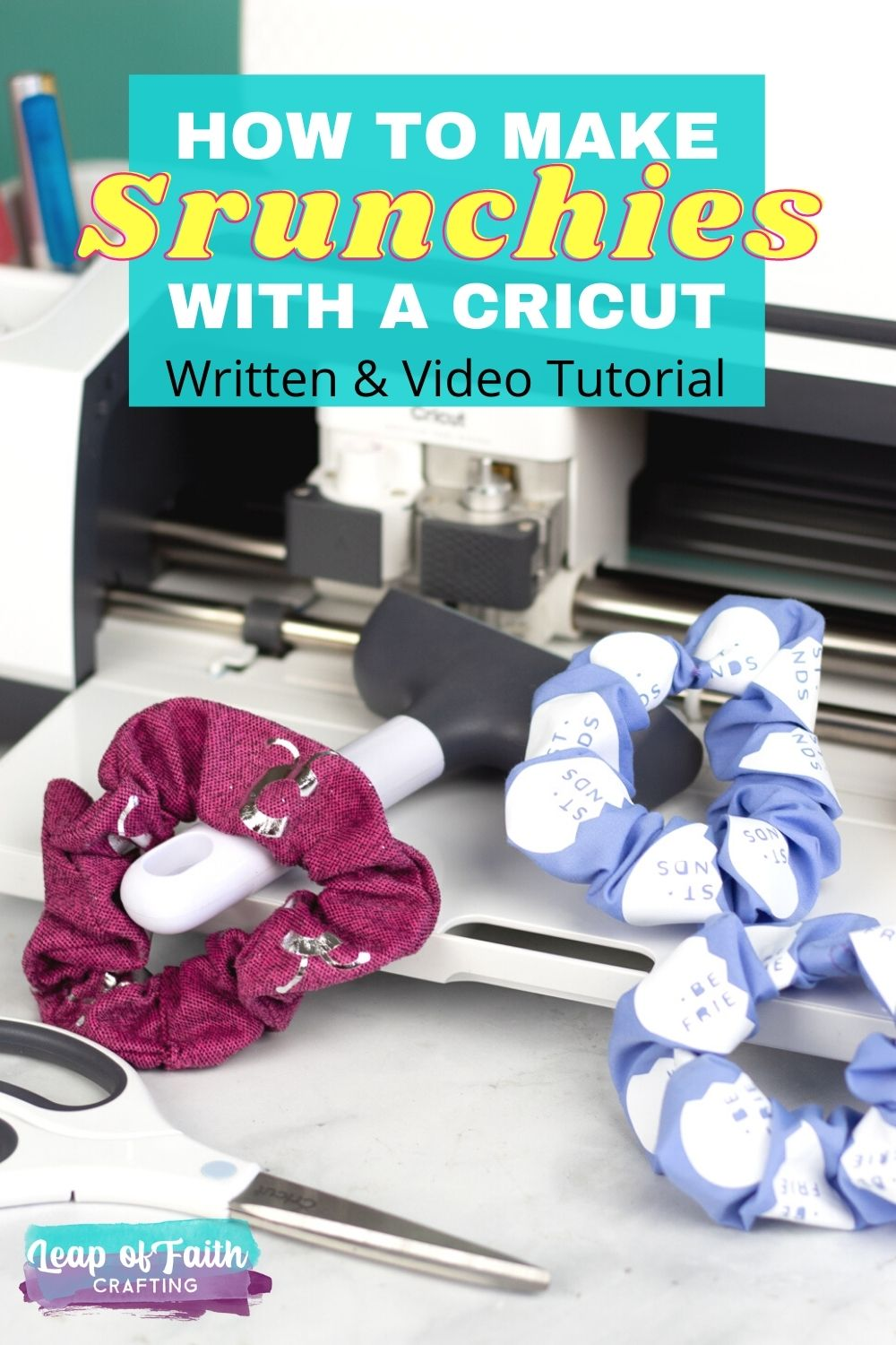 diy scrunchies how to