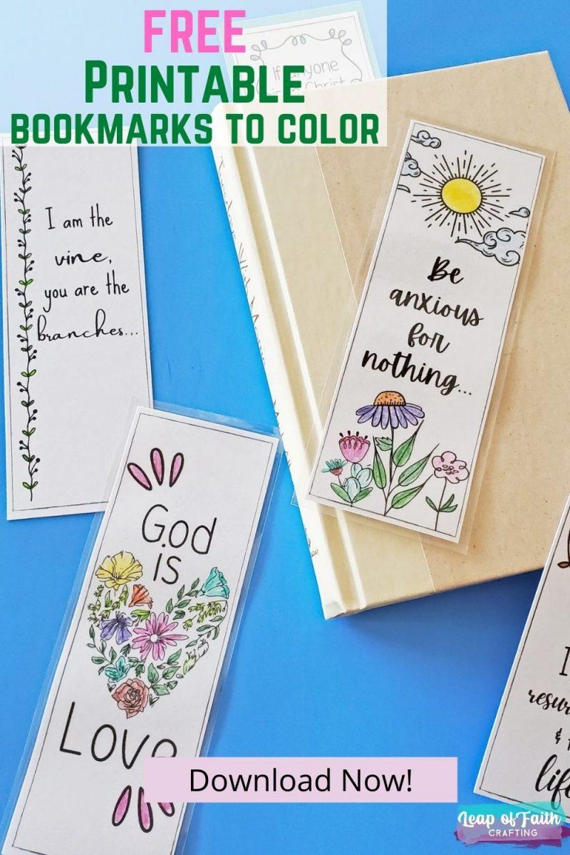 free christian bookmarks pinterest