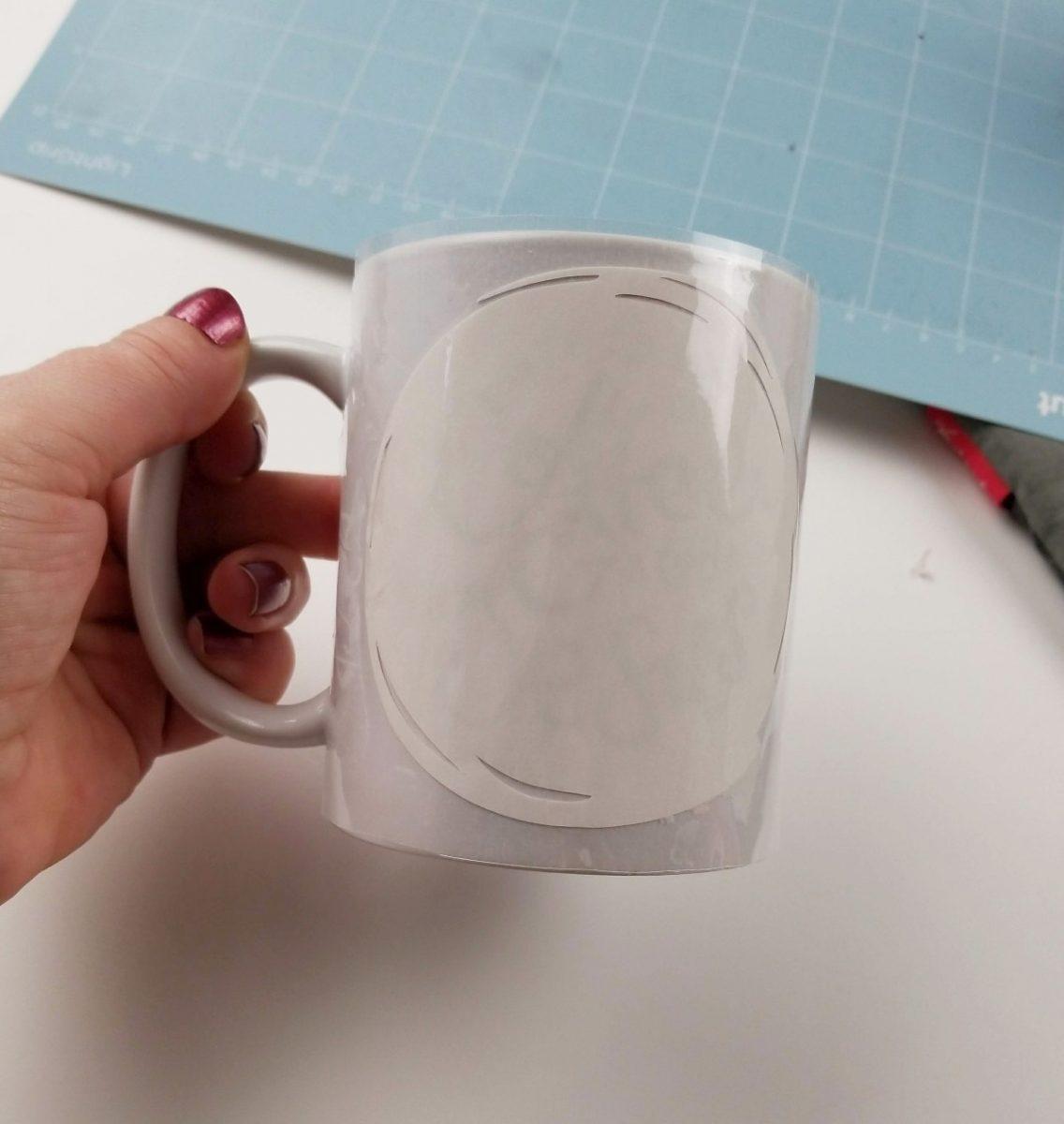 jesus loves this hot mess mug