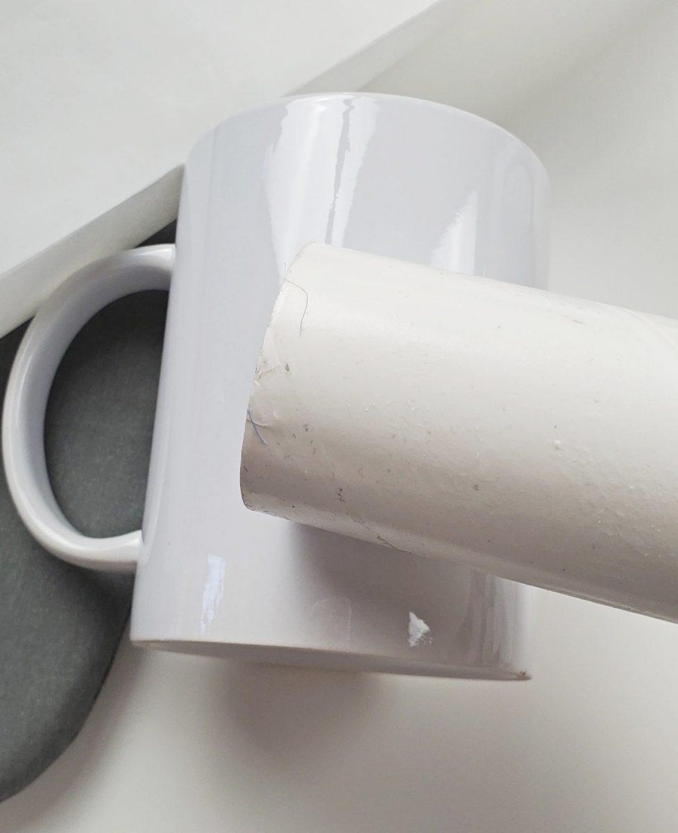 lint roll mug