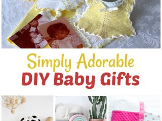 simply adorable diy baby gifts titled url amy
