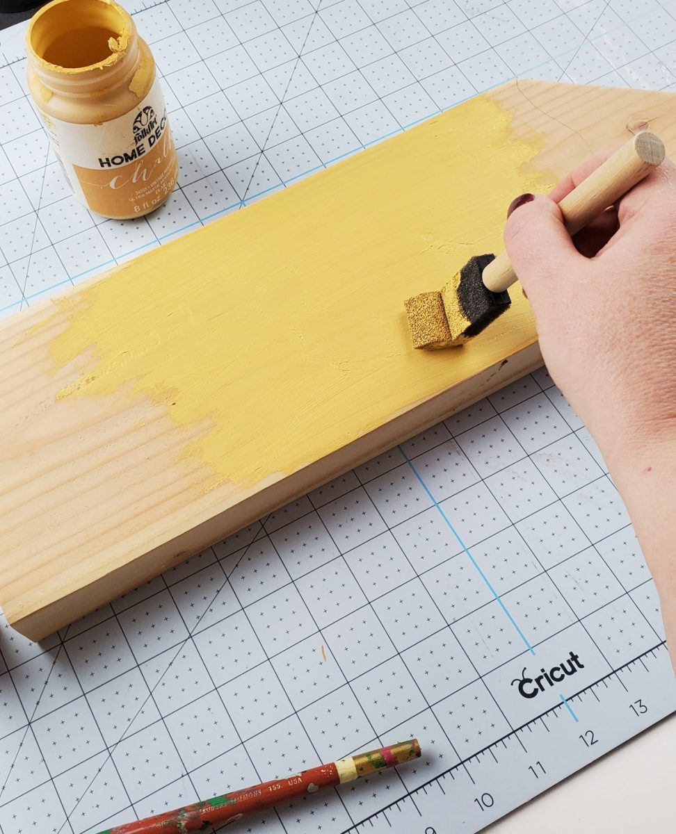 teacher pencil sign tutorial